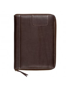 Zip around leather folder SQ037B5 Top.jpg