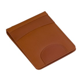 Leather sling jotter SQ077JT Front.jpg